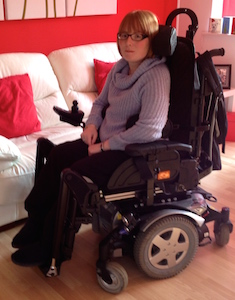My powerchair